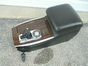 Nissan Armada Front Center Floor Console Cup Holder 18 19 20 Storage