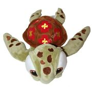 15 Plush Squirt Turtle Finding Nemo Disney Store Patch