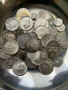 1/2 Ounce Of Junk Silver-best Price