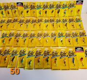 50 Panther Martin Spinner Lures Spinnerbait Fishing Tackle Lot New Bass Trout