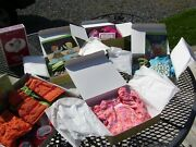 American Girl Bitty Baby Clothes Lot - New In Boxes