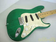 Fender Japan Stratocaster Emg-sa Set Equipped W/ Lock Pegs St57/ash Jd12012995