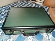 Optic Spotting Scope Case Only, Briefcase Style Hard Case 18.5x13x5