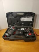 Craftsman 19.2v Drill, Light, Battery, And Charger Tested Working