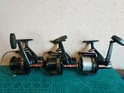 X3 Daiwa Procaster Gs35 Tournament Whisker Converted Fishing Reels