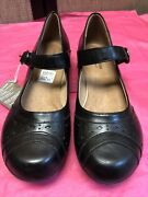 Comfort Plus Shoes By Predictions Mary Janes Black 8.5