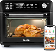 Cosori Air Fryer Toaster Oven Combo 26.4qt 12 Functions Large Countertop Dehydra