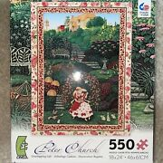 Ceaco Unwrapping Gift Jigsaw. Art By Peter Church. Discontinued. Euc.