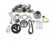 Holley 20-187 Mid-mount Ls Race Accessory System Satin No Power-steering