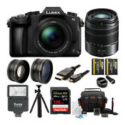 Panasonic Lumix G85mk With 12-60mm And 45-150mm Lens Kit And 128gb Bundle