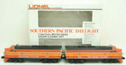Lionel 6-8260 Southern Pacific F3 Aa Diesel Locomotives Ln/box