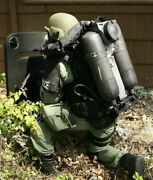 Wilcox Patriot Load Bearing Backpack /life Support/breaching System Scba Scott