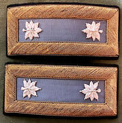 U S Army Officer Infantry Branch Lieutenant Colonel Shoulder Boards Male Pair