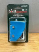 Kato Unitrack 24-840 Ho/n Scale Turnout Control Switch New