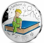 2021 France 10 Euro The Little Is His Masterpiece Pure Silver Proof Coin