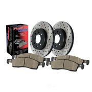 Disc Brake Kit-fuel Cell Front Centric 909.50021