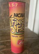 2003 Final Four New Orleans 8 Oz Coca-cola Bottle Tube And Pin. Never Opened