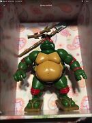 Tmnt Sumo Raph Complete 1995 Very Nice Post Undercover Turtles 3 Day Sale