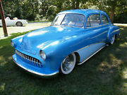 1950 Chevrolet Chevy 50 Chevy 50and039s Custom Classic Hot Rod Street Rod Number 1 Show Car Deluxe No Rat