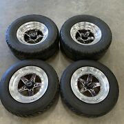Weld Racing Rt Forged Aluminum Polished 15x7 15x8 Wheels Chevy Chevelle 5x4.75
