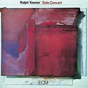 Ralph Towner - Solo Concert New Cd