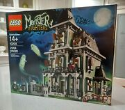 Lego Monster Fighters Haunted House 10228 Halloween Mansion Addams Family Ghost