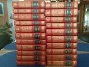 Franklin Library Charles Dickens 21 Volumes Oxford University Press Very Good