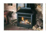Large Freestanding Open Fire - Perfect For Inglenooks And Large Open Fireplaces