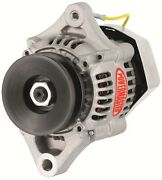 Powermaster 8172 Denso Racing Alternator 50 Amp Small 12v One Wire Natural