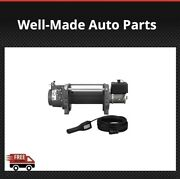 Warn For 2011-2016 Ford And Gmc 9000 Lbs 4.9 Cu Clockwise Winch W/o Wire - 30282