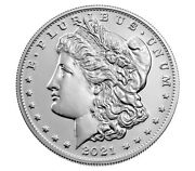 2021 Morgan Silver Dollar 5 Coin Set With 2021 Peace Dollar Started Shipping