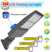 300w Module Led Parking Lot Outdoor Lamp,waterproof Ip65,super Bright,ac120-277v
