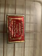 Antique Collectible Match Book Box Wood Funny. Billy And Bettys Hiway Bar