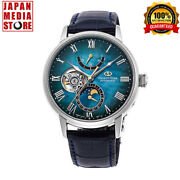 Orient Star Rk-ay0109a 70th Anniversary Limited Automatic Skeleton Men Watch