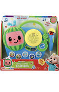 New Ekids Cocomelon Toy Singalong Boombox Microphone For Toddlers,microphone