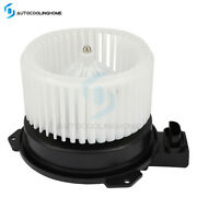 Front Havc Furnace Blower Motor For 2014 15-2018mitsubishi Mirage Abs Plastic