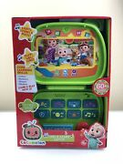Cocomelon Jj Sing And Learn Laptop Toy For Kids, New In Sealed Box, Free Ship