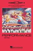 Tommy - Part 3 Pinball Wizard Marching Band Level 3-4 Arranged By Jay Bocook