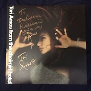 Tori Amos From The Choirgirl Hotel First Press Vinyl Signed To Icecreamassassin