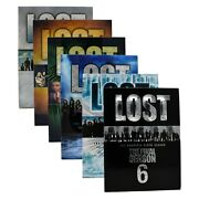 Lost The Complete Series Dvd Lot - Season 1 2 3 4 5 6 - Nbc One First Two Second