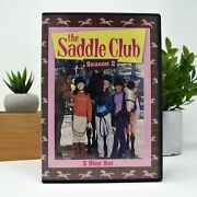 The Saddle Club Season 2 Dvd - Second Two - Horses