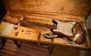 Fender Usa American Vintage Series 62andrsquo W/hard Case From Japan