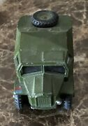 Dinky Toys Diecast Metal Military Army Field Artillery Tractor 688 England