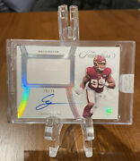 Chase Young 2020 Flawless Rc Rookie Patch Auto 20/20 Last On Print Droy Osu