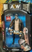 Aew Unmatched - Darby Allin - Chase Edition 1 Of 5000 Sealed Moc Mib New