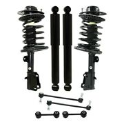 Set Of 8 Suspension Kits Front And Rear Left-and-right For Town And Country Lh Rh