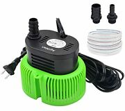 Pool Cover Pump Above Ground - Submersible Water Sump Pump Swimming Water Remova