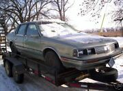 85 Oldsmobile Cutlass Sierra --parting Out Many Parts --