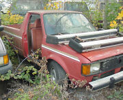 1981 Rabbit Pick Up Truck Parts Motor Transmission Gas Caddy Bumper Tailgate