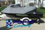 New 1996-2002 Seadoo Gtx Cover, 1997-2000 Sea-doo Gti Pwc Boat Cover Fitted